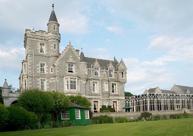 Macdonald Ardoe House