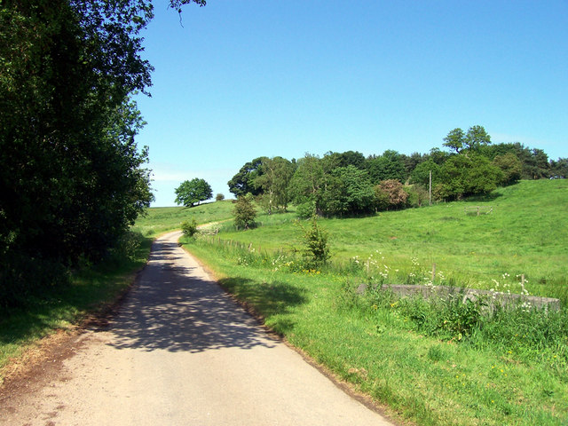 The Road North from Biscathorpe