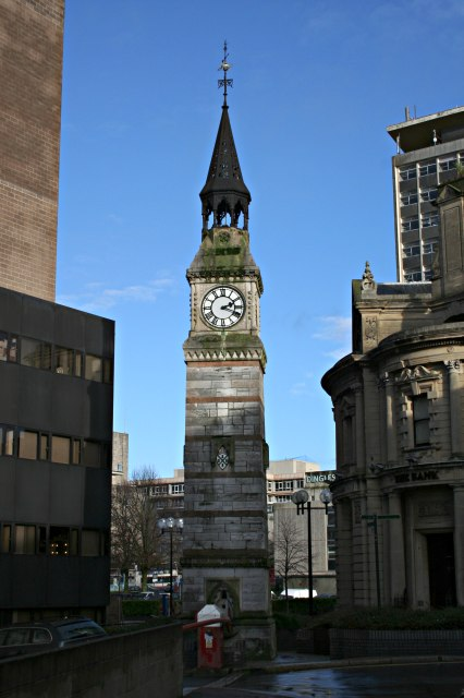 Derry's Clock Tower