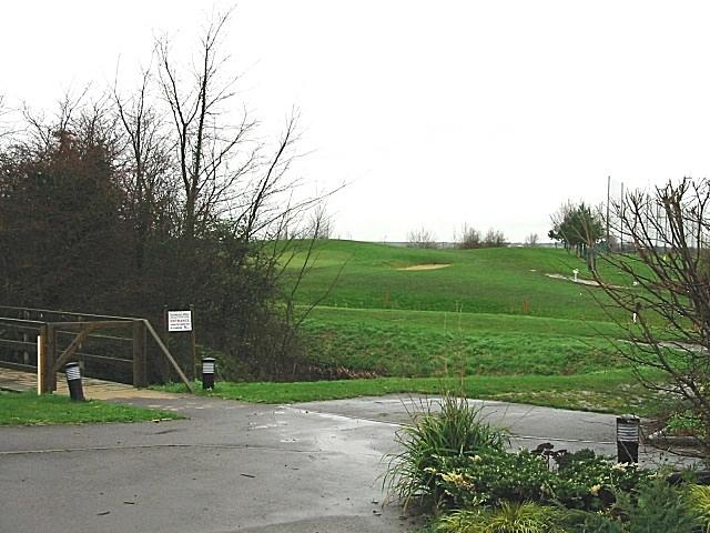 Stonelees Municipal Golf course.