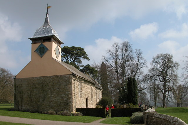 St Michael's church, Croft
