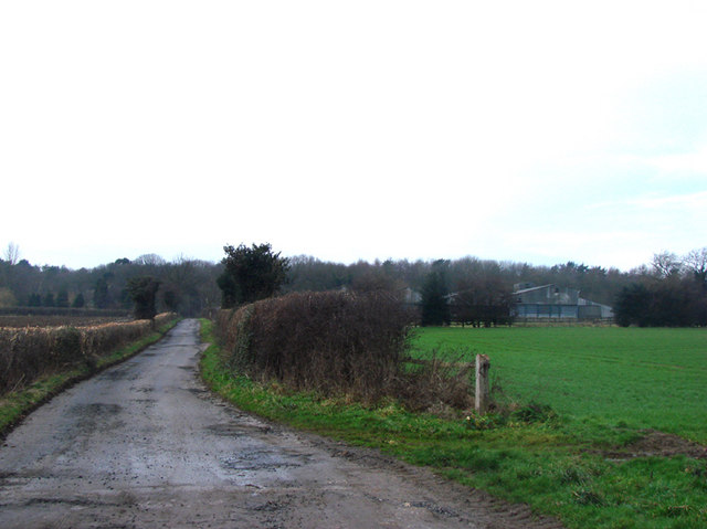 West Woods Farm, Bramham