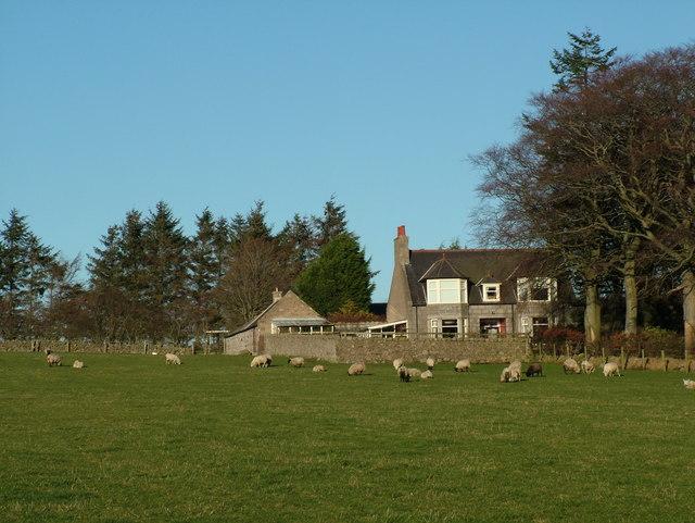 Newpark House, near Kingswells