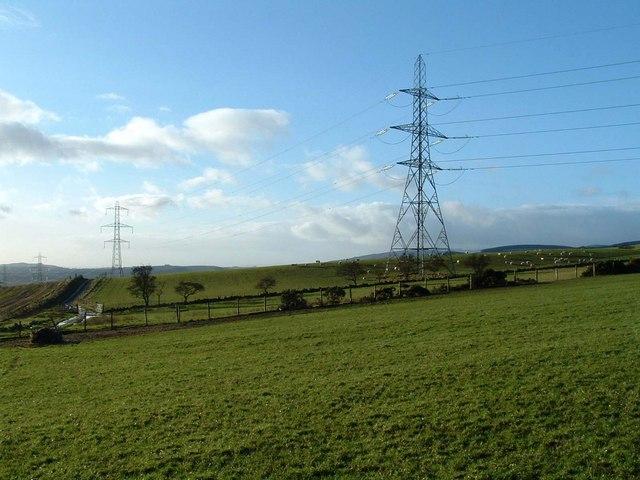 Pastureland near Holeton Farm