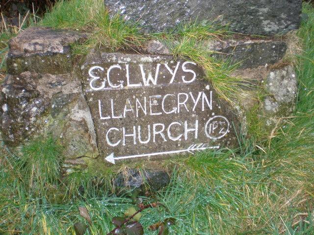 Eglwys LLanegryn Church