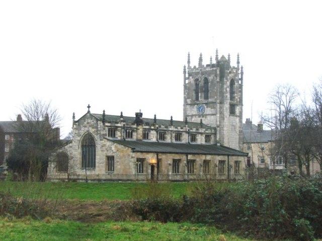 St Mary The Virgin Church, Tadcaster.