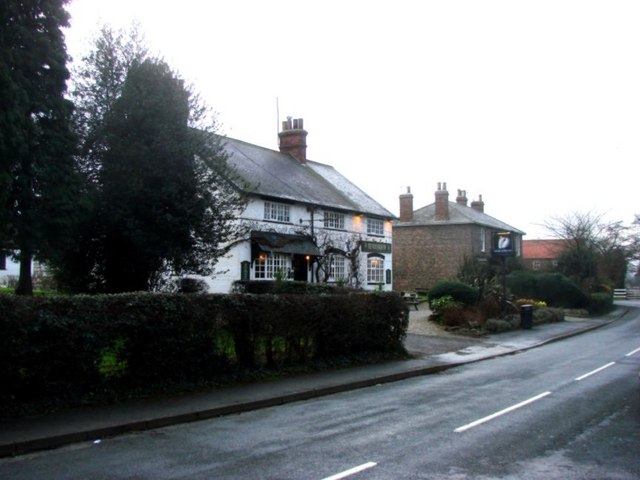 The White Swan Pub, Wighill