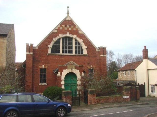 Primitive Methodist Chapel, Bramham