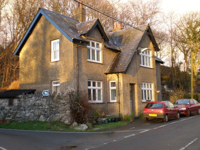 Peniarth North Lodge.