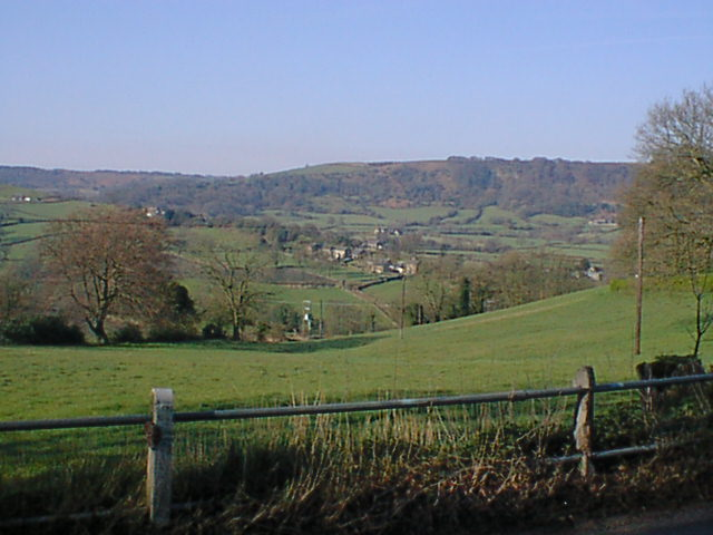 Badger Lane View of Dalebank