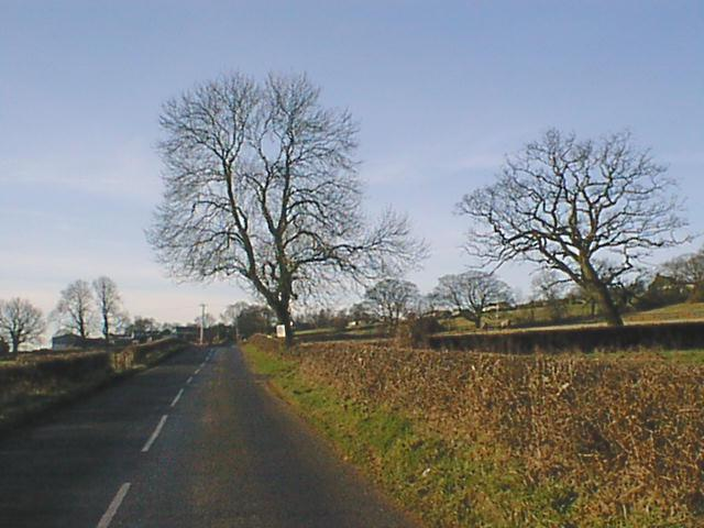 Ashover Road approaching Littlemoor