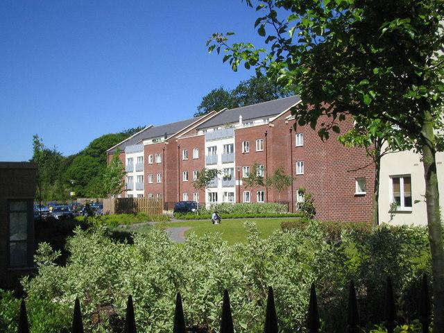Manor Park flats