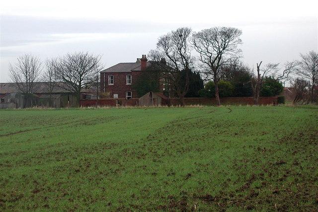Boreas Vale Farm, Paull