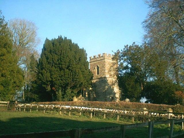 Fifehead Magdalen Church