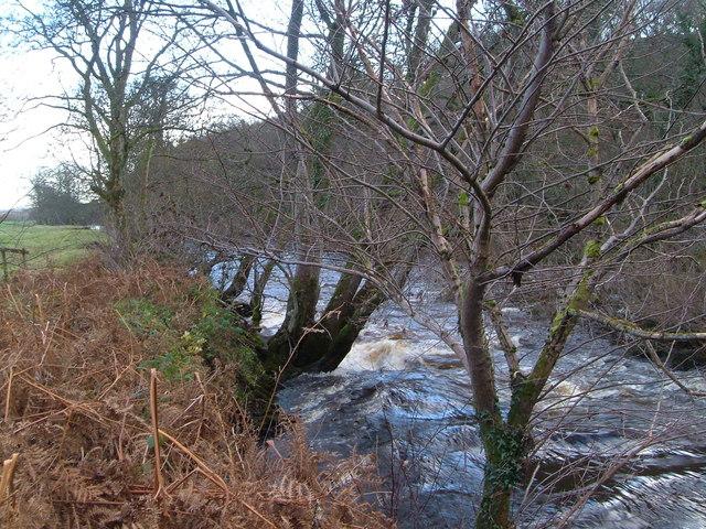 River Coquet at Slidden Braes