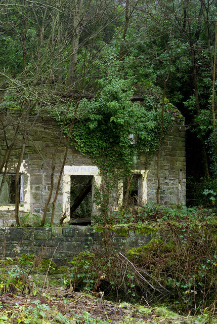 Derelict Junction Keepers Cottage