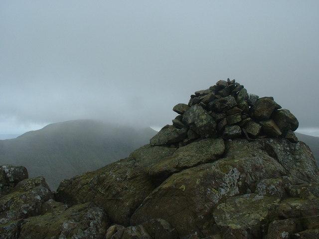 Summit Cairn, Grey Friar