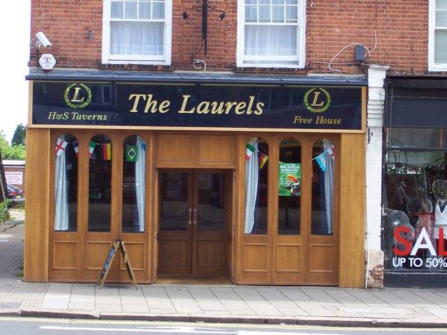 The Laurels Public House