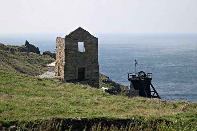 Pumping Engine House: Levant Mine