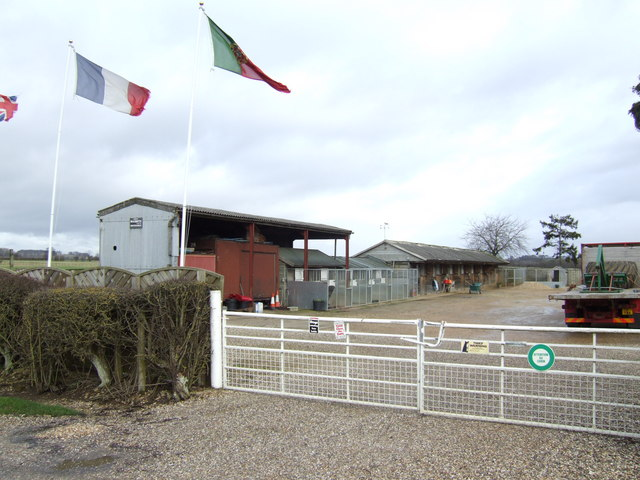 Stables at Wellington Farm