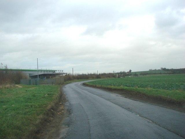 Field Lane, South Elmsall