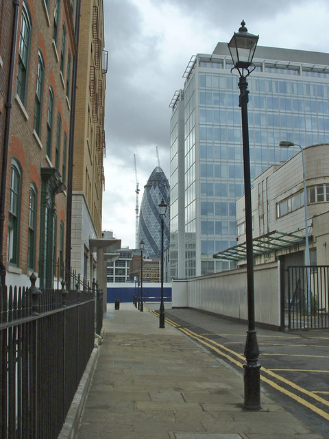 Blossom Street, Spitalfields