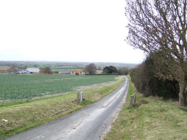 Odstone Farm