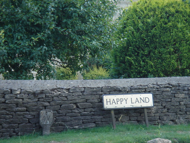Happy Land, Ashton Keynes, Wilts