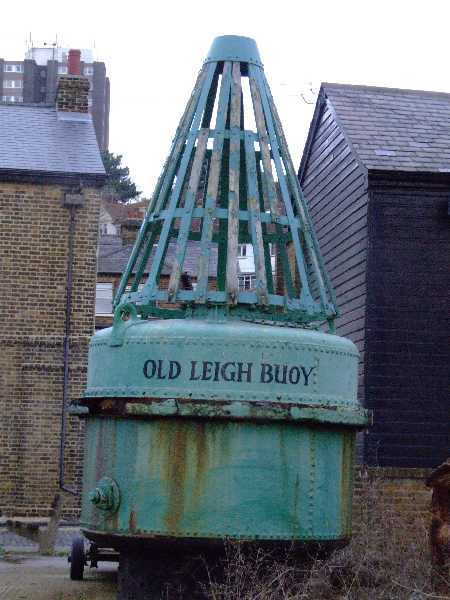 Old Leigh Buoy