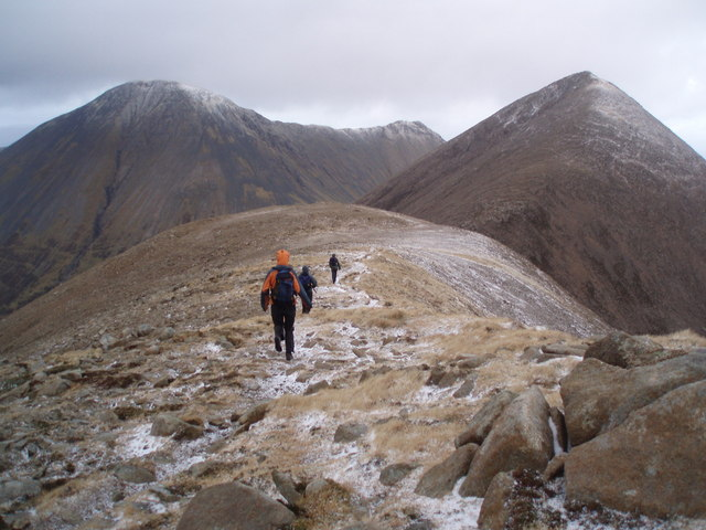 First Foot Red Cuillin
