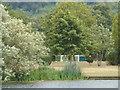 SU8485 : England Training Ground Bisham Abbey by Rick Hall