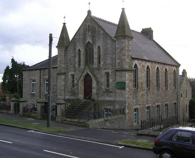Witton-le-Wear Methodist Chapel (1850)