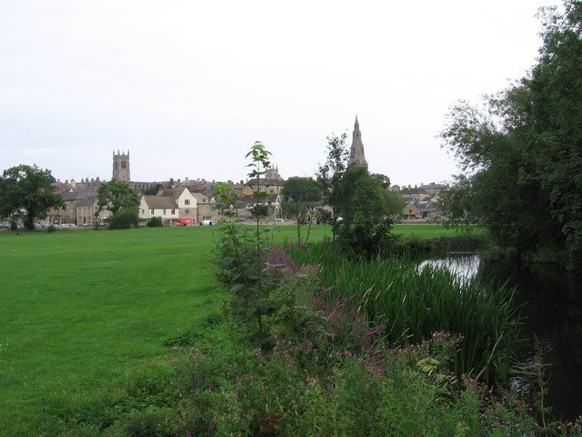 River Welland at Stamford