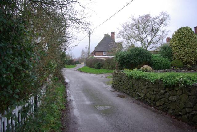 Church Lane, Fenny Drayton