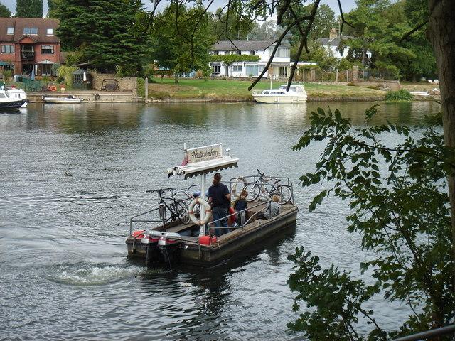 Shepperton Ferry