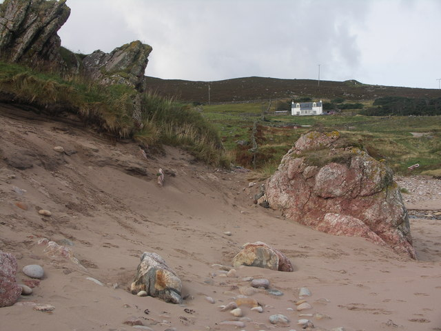 Croft House at Sandgobeg