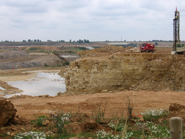 Ketton quarry