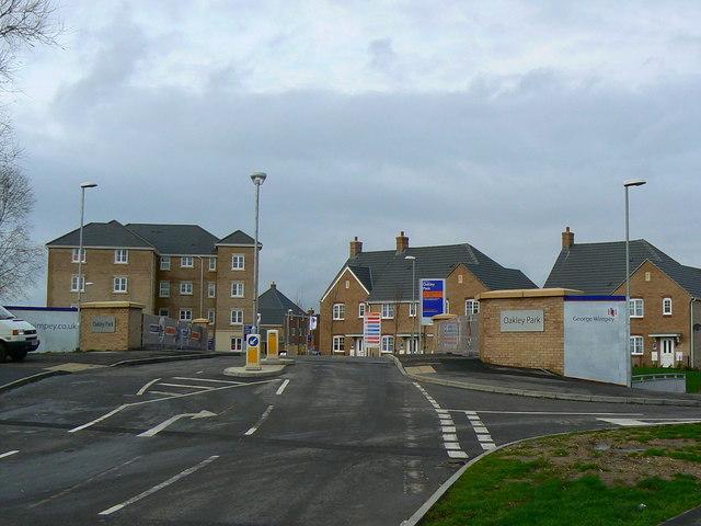Oakley Park, Stratton, Swindon
