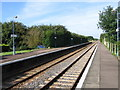 TL9787 : Harling Road Railway Station by Alan Kent