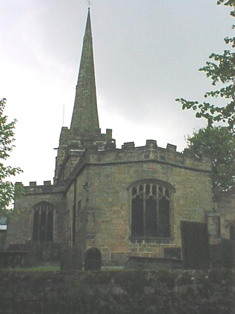Ashover Parish Church