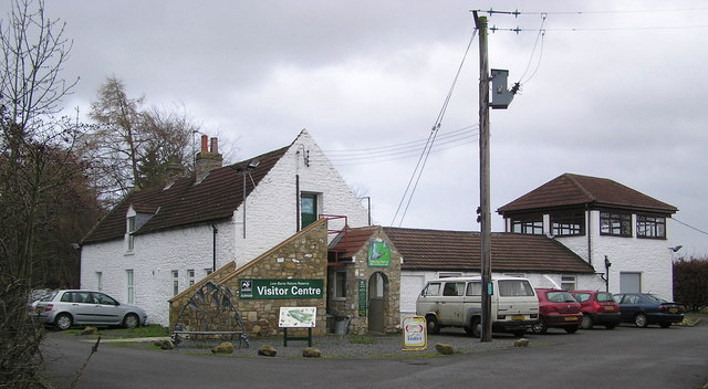 Low Barns Nature Reserve : Visitor Centre