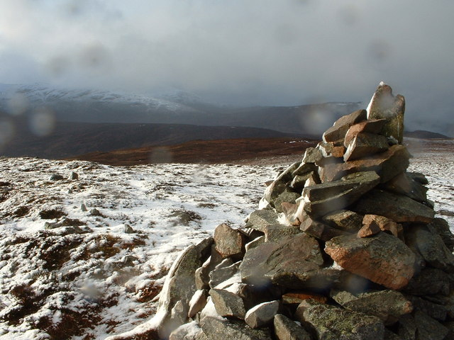 Meall a'Mhuic summit
