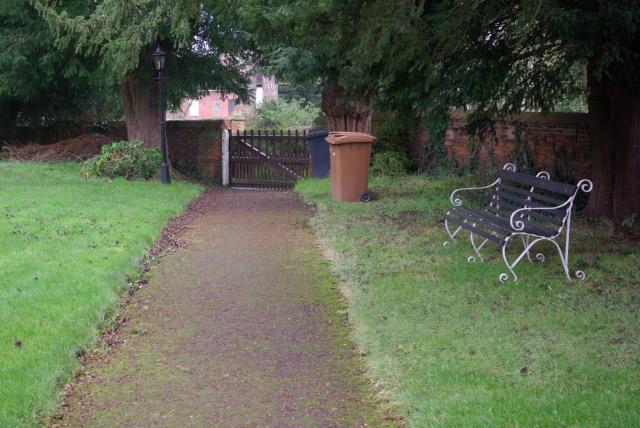 Fenny Drayton Churchyard