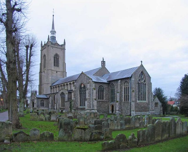 St Peter & St Paul Church, Swaffham, Norfolk
