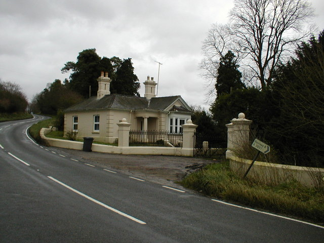 Gatehouse to Compton Manor