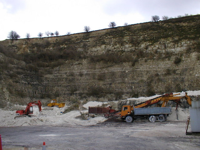 Somborne Quarry