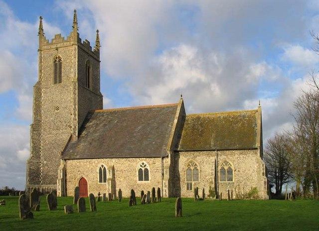 St Peter & St Paul, Runham, Norfolk