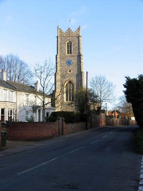 St Margaret, Ormesby St Margaret, Norfolk