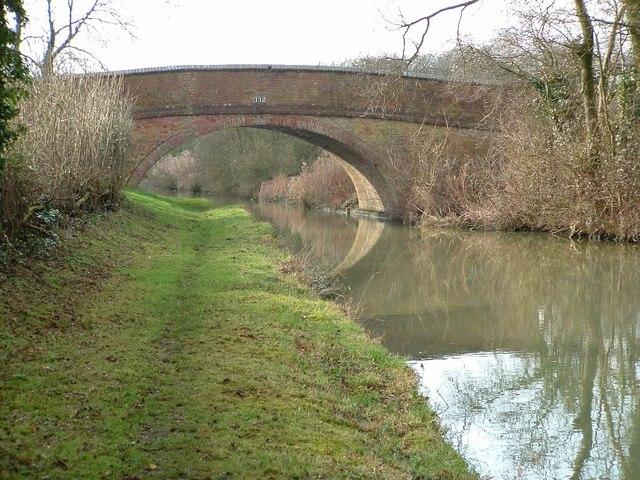 Wormleighton, Oxford Canal, Bridge 132