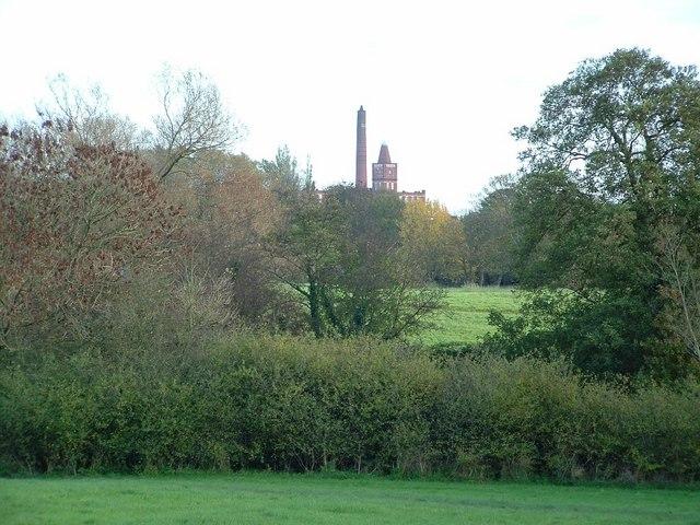 Haslam Park and Tulketh Mill